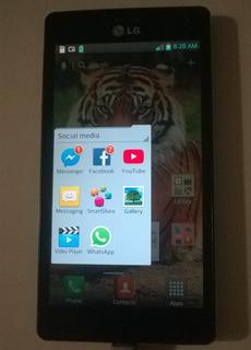 Celular Lg P880 Optimus 4x Hd Usado 40b