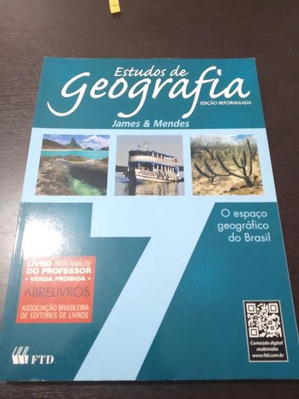 Estudos De Geografia 7° (do Professor)