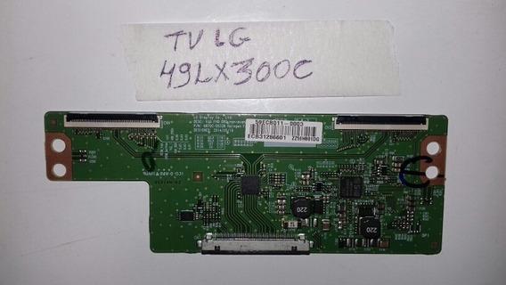 Placa T-con Tv Lg 49lx300c