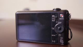 Cámara Digital Sony Cybershot Con Wifi Y 16.2 Mp