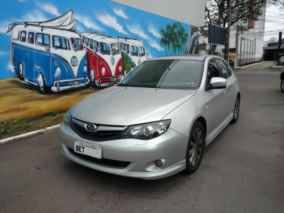 Motivo: Saída Do País. Subaru Impreza 2.0r, 2010 / 2011.