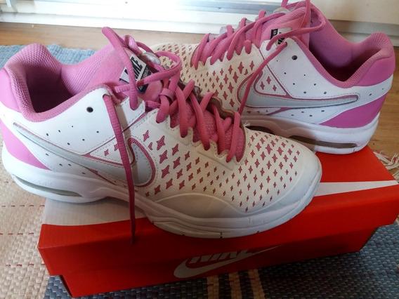 Tenis Nike Airmax Air Cage Advantage 38 Br Us 8.5 Veja Vídeo