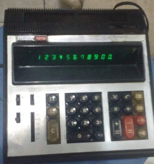 Calculadora Teknika General 1218 Made In Japan 110v