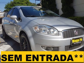 Fiat Linea 1.9 Sedan Absolute Dualogic Flex Completo Unico