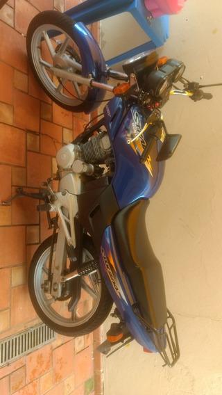 Honda Strada 2001