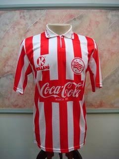 Camisa Futebol Nautico Recife Pe Kyalami Jogo Antiga 1437