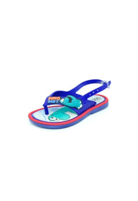 Chinelo/sandália De Dedo Infantil Bebê Plástico Menino