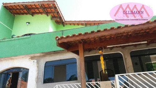 Sobrado Para Venda Em Mauá, Vila Independência, 5 Dormitórios, 1 Suíte, 4 Banheiros, 4 Vagas - 0559/2019_2-957259