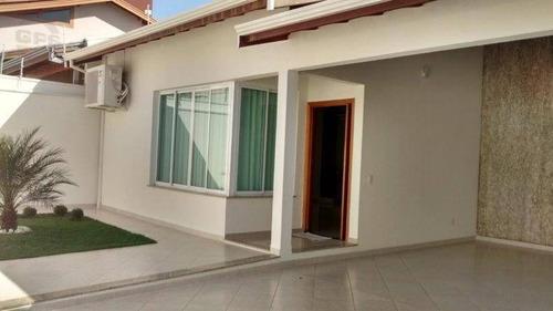 Casa Com 3 Quartos À Venda, 180 M² Por R$ 950.000 - Jardim Esplanada - Indaiatuba/sp - Ca5318