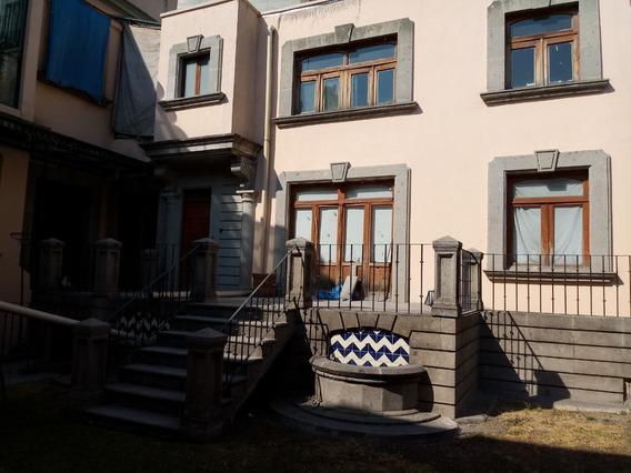 Residencia En Venta San Pedro De Los Pinos Remodelada Al 80