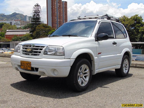 Chevrolet Grand Vitara 3 Puertas 4x4