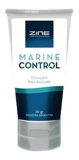 Marine Control Zine Crema Piel Oleosa Acne Poros Abiertos