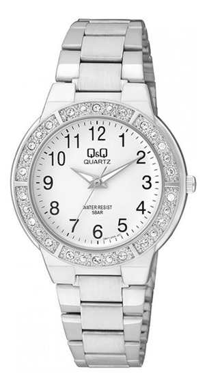 Relógio Q&q By Japan Feminino Q901j204y C/ Garantia E Nf