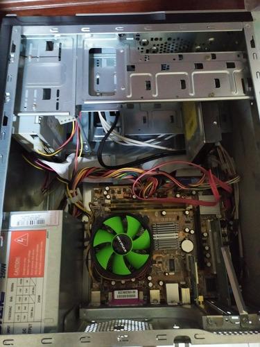 Pc Celeron 430 1.80ghz - 3gb - Hd 320gb + Wifi + Monitor 17