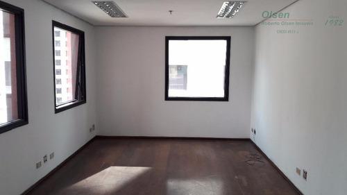 Cj0438 - Conjunto À Venda, 30 M² Por R$ 240.000 - Vila Olímpia - São Paulo/sp - Cj0438