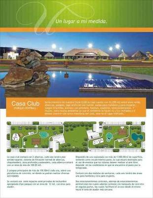 Lotes Campestres Venta Villas Los Nogales 2 $575.00 M2 Maralv Gl3