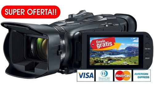 Filmadora Profesional Canon Vixia Hf G50 4k Uhd Táctil