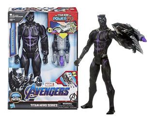 Figura Pantera Negra End Game Avenger Black Panther Fx Titan