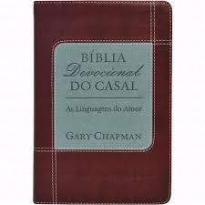Bíblia Devocional Do Casal Nvi Luxo Cor Vinho - Gary Chapman
