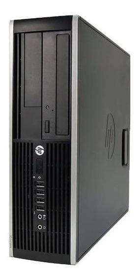Pc Hp Compaq 8200 Intel I5 4gb Hd 500gb Wi-fi