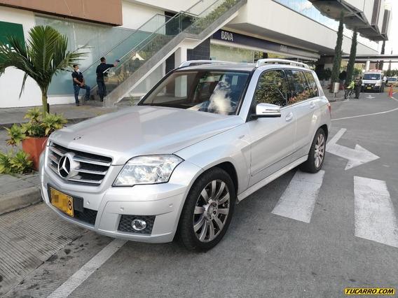 Mercedes Benz Clase Glk Clase Glk Glk 220 Cdi 4 Matic