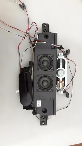 Alto Falante Tv Lcd Hbuster Hbtv-4203fd Completo