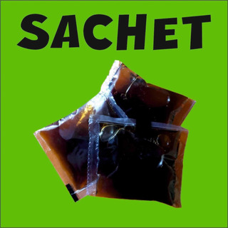 Salsa Dulce De Uva Sachet, 200 Unidades(sushi)
