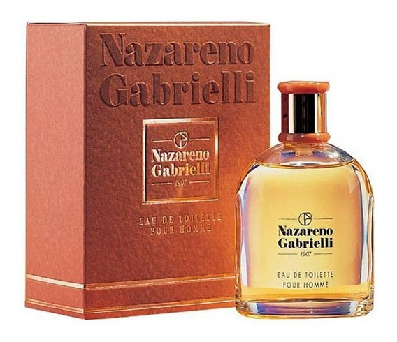 Perfume Nazareno Gabrielli Edt 100ml - Masculino Original