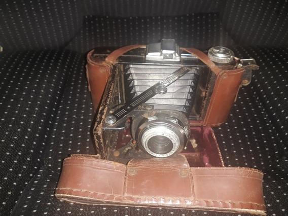 Maquina Fotográfica Agfa De Fole