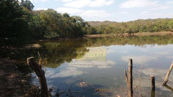 Fazenda Rural Região Norte De Goiás, 773 Alqs - Fa0029