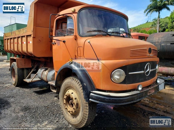 Caminhão Mercedes-benz L-1513 2p (diesel)
