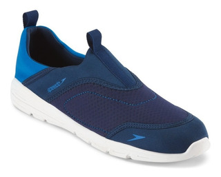 Aqua Shoes Speedo Water Azul Marino Talla 9 Mex