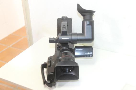Filmadora Panasonic Ag Ac7