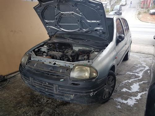 Renault Clio Rl 1.0 2000/2001 (sucata Somente Peças)