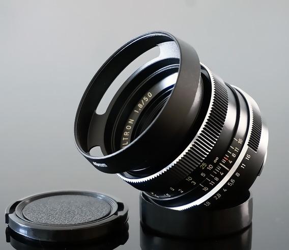 Lente Voigtlander Ultron 50mm 1.8 Com Adapt.sony E-mount\nex