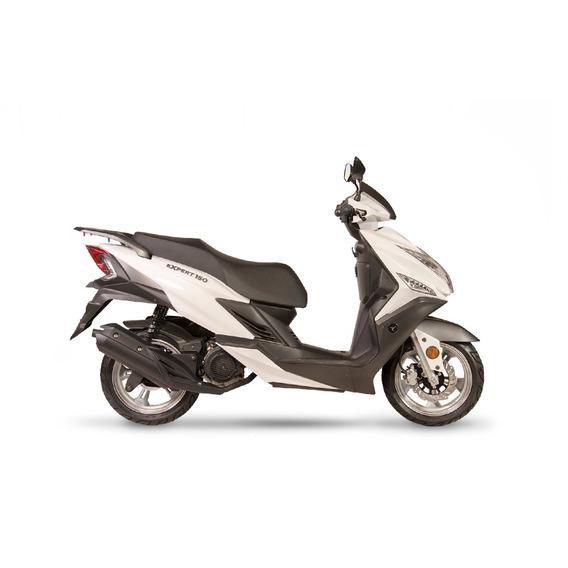 Moto Scooter Corven Expert 150 Colores Financiada 0km