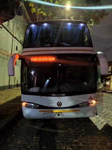 Omnibus Doble Piso Volvo B12  Marcopolo G6