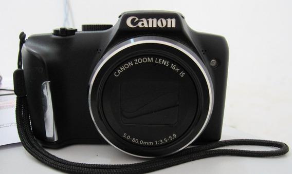 Camera Fotografica Canon Powershot Sx170 Is