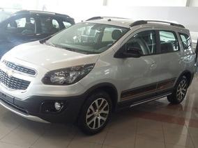 Chevrolet Spin Activ / At $ 386000 Con Flete Y Formulario