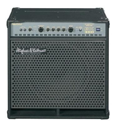 Amplificador De Bajo Hughes & Ketner Bk300 Basskick 300w Sal