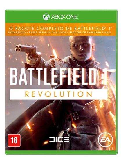 Xbox One - Battlefield 1 Revolution - Lacrado - Envio Grátis