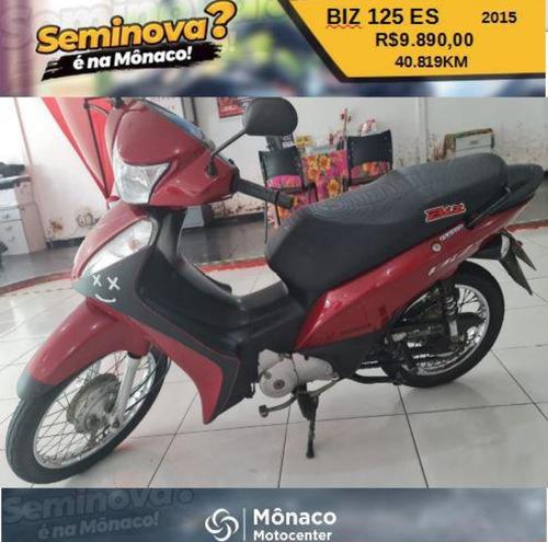 Imagem 1 de 1 de Biz Honda Biz 125 Es
