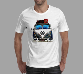 Camiseta The Kombi - Branca