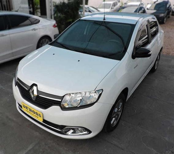 Renault Logan Dynamique 1.6 8v Flex Aut.