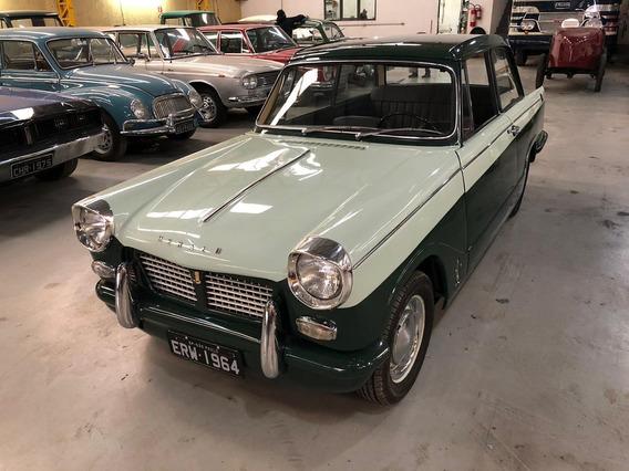Triumphs Herald Ano 1964 Verde