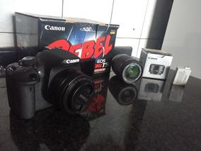 Câmera Canon Rebel T5i (usado)