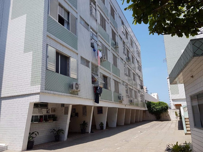 Kitnet Em Cidade Ocian, Praia Grande/sp De 23m² 1 Quartos À Venda Por R$ 105.000,00 - Kn202304