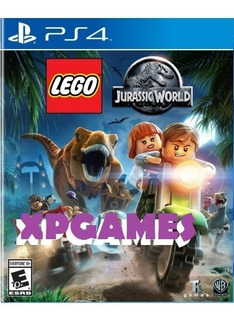 Lego Jurassic World Ps4 Midia Digital 2 Xpgames