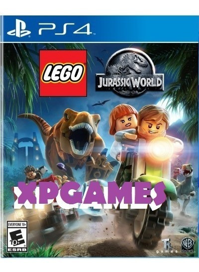 Lego Jurassic World Ps4 Midia Digital 2 Xpgames