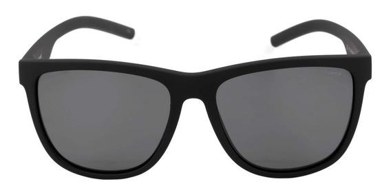 Óculos Unisex De Sol Polaroid Pld 6014-s Preto